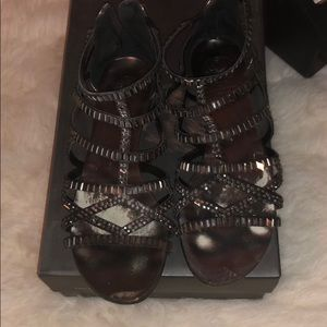 Vince Camuto gladiator sandals worn once
